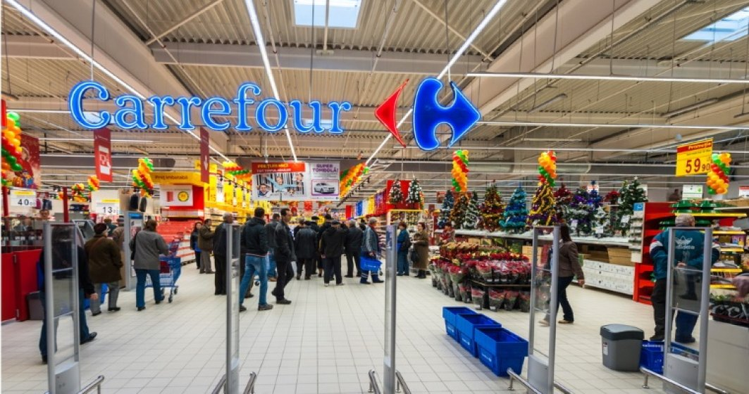 Doua magazine din reteaua Carrefour, inchise temporar pentru 6 luni