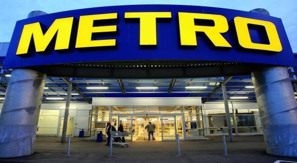 Metro a vandut lantul de hipermarketuri Real pentru un miliard de euro