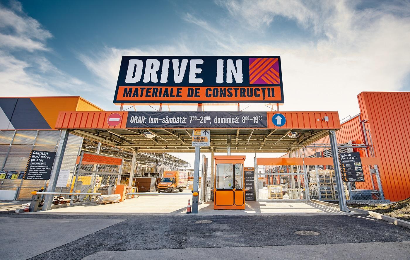 Hornbach a investit 2,8 milioane euro în extinderea magazinului din Sibiu