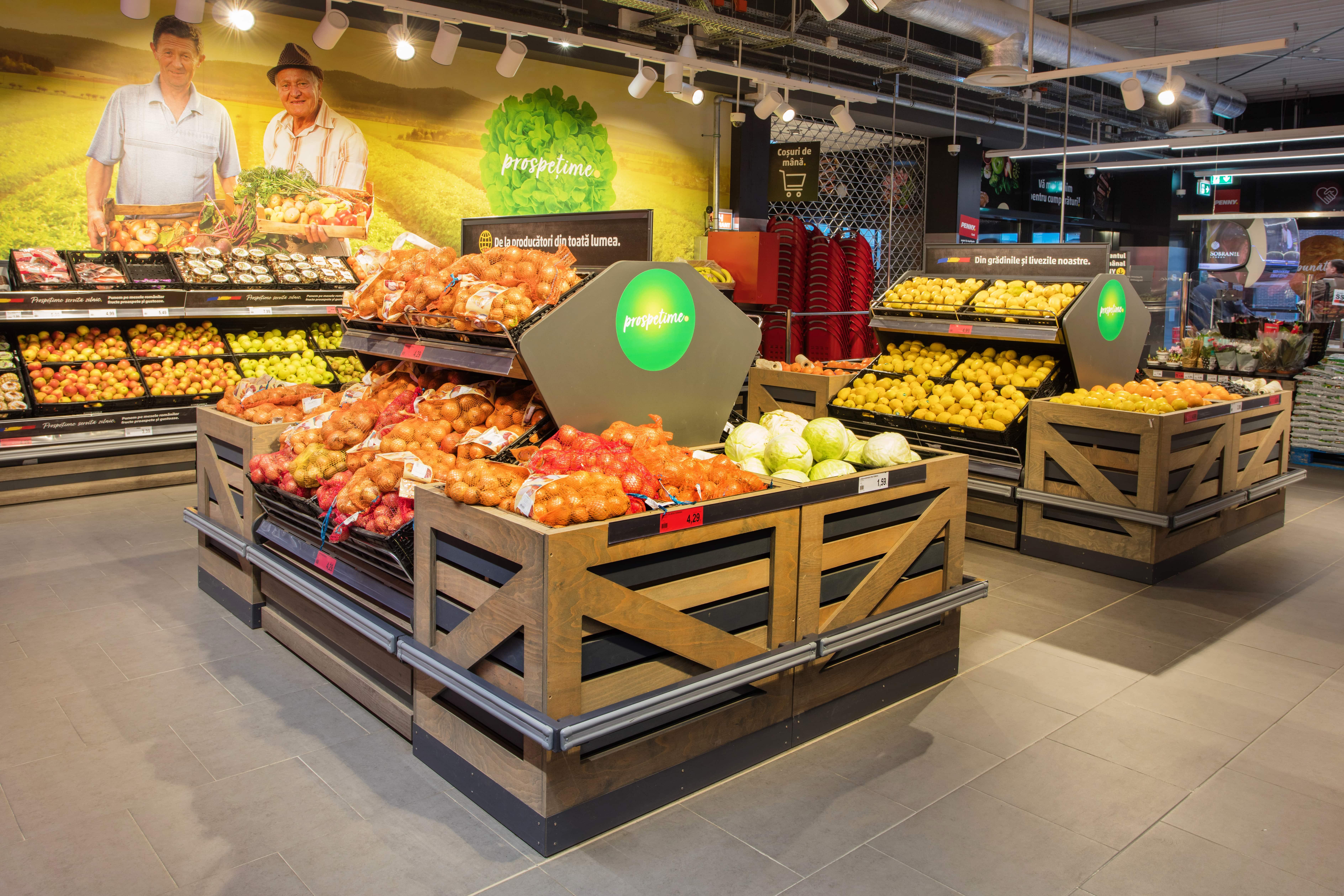Penny Market deschide un nou magazin, iar rețeaua ajunge la 257 de unități în România