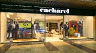 Cacharel inaugurează primul magazin de haine din România