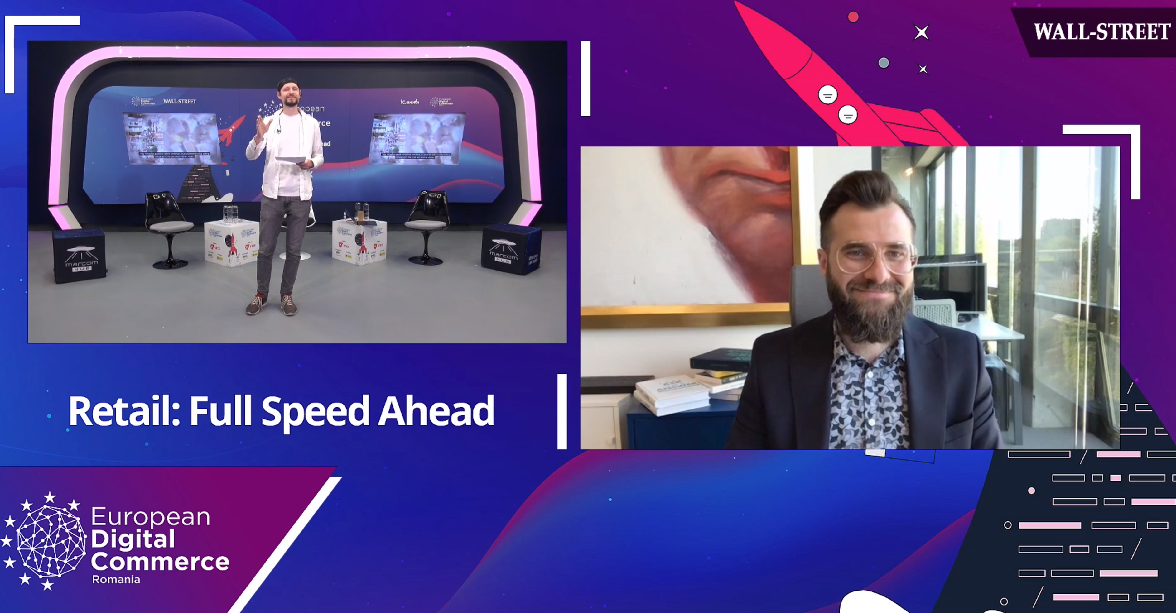 Michal Blak, CEO Edrone: Comerțul online va deveni mai interactiv, impulsionat de soluții care permit achiziția prin comenzi vocale
