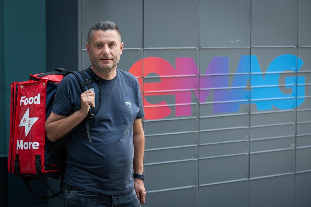 Alin Șerban, CEO tazz by eMAG: Relația cu industria HoReCa a fost mai apropiată ca niciodată în pandemie