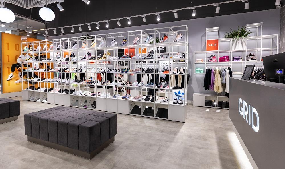 Brandul de încălțămine GRID deschide un nou magazin după o investiție de 200.000 euro