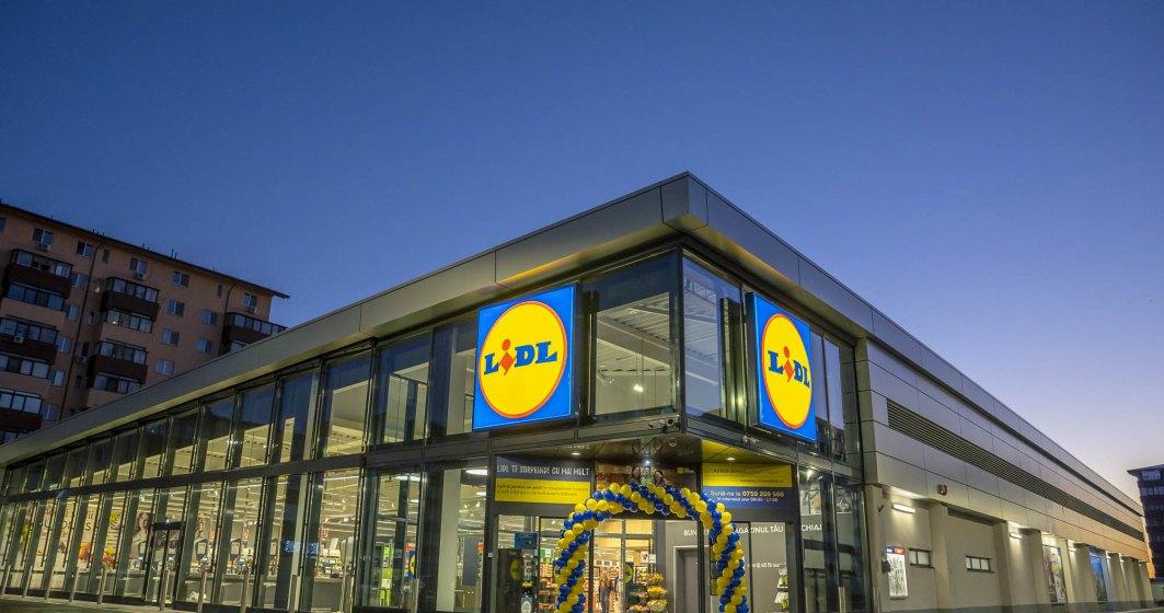 Lidl inaugurează un magazin în Arad și angajează 20 de persoane