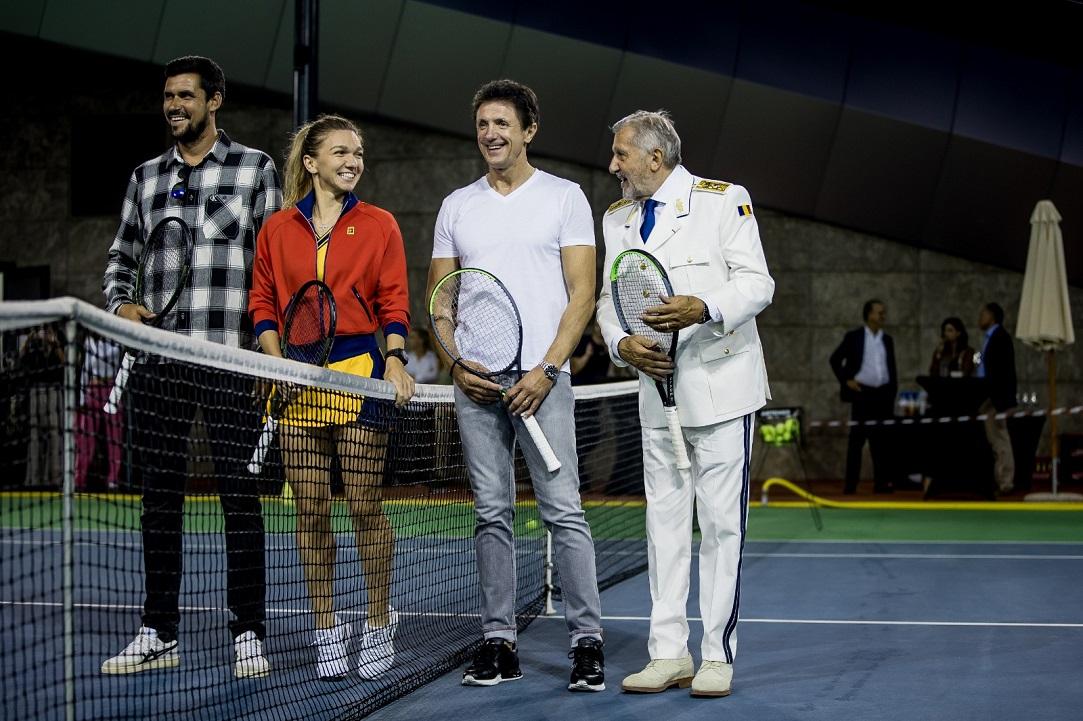 Ce este Tennis Win: platforma finanțată de Gică Popescu și promovată de Halep și Năstase