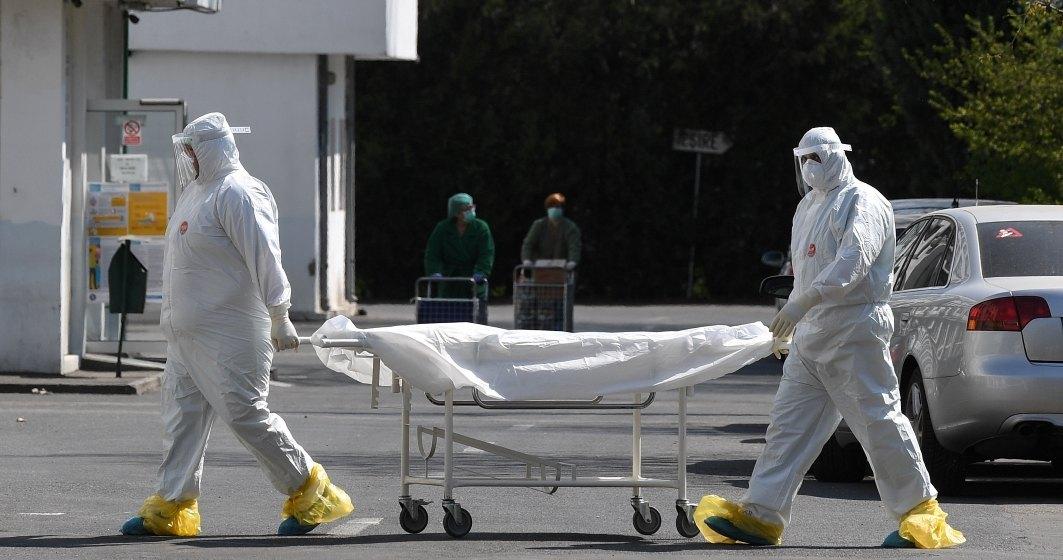 România este pe primul loc în lume la rata deceselor provocate de COVID