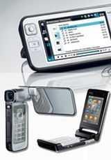 Cele mai noi modele de telefoane-PC de la Nokia