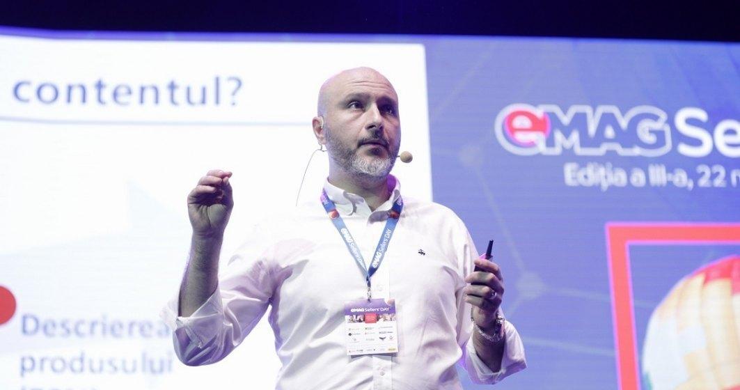 eMAG investește 3 mil. de euro într-un program prin care vrea să aducă afacerile în online