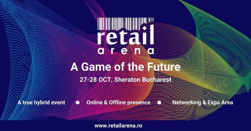 Tradițional sau online? Află de la retailArena: A Game of the Future direcțiile de investiții și planurile de dezvoltare ale marilor companii