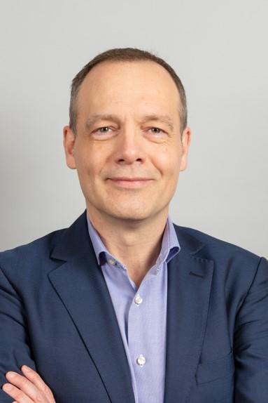 Dave Ubachs, Executive Vice President, Global Technology, Edenred