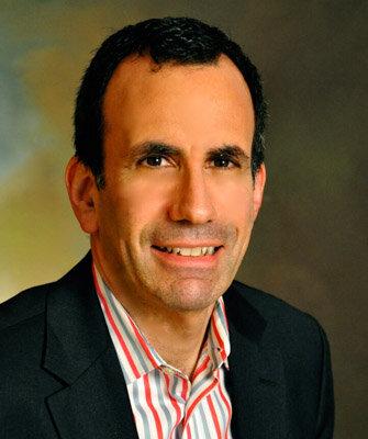 George Perlov, Interim Executive Director la Open for Business