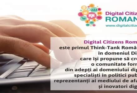 """(P) Conferinta """"Construim Viitorul Digital"""" si lansarea primului Think-Tank romanesc in domeniul digital """"Digital Citizens Romania"""""""