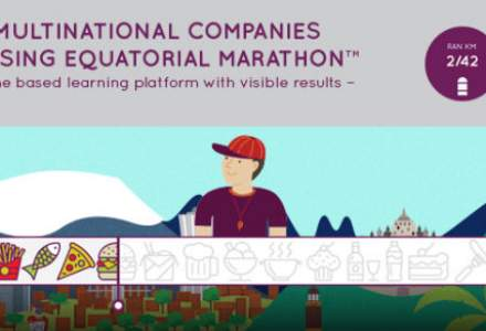 Joc romanesc dedicat mediului corporate, extins in trei tari europene