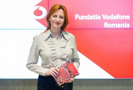 De la SOS-Satele Copiilor la Fundatia Vodafone: ea gestioneaza proiecte sociale de milioane de euro