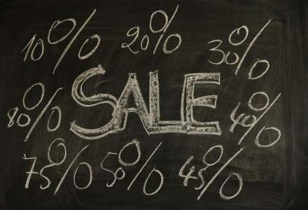 Ce articole de pe site-urile de retail au cele mai mari reduceri de pret