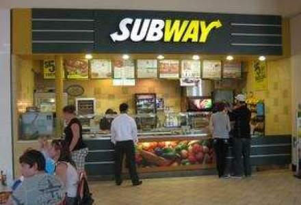 Subway ia fata McDonald's si devine cel mai mare restaurant din lume