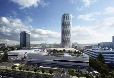 Pariul zonei de nord: NEPI extinde Promenada Mall la peste 70.000 mp si ridica un proiect de birouri de 30.000 mp in imediata vecinatate