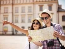 Tot mai multi turisti din...