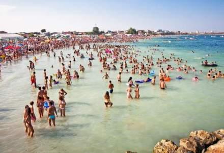 Peste 50.000 de turisti se afla pe litoral in acest weekend