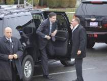 Clinton, interogata de FBI in...