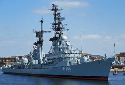 "SUA acuza o nava rusa de razboi de manevre ""agresive si imprevizibile"" in apropierea unei nave americane"