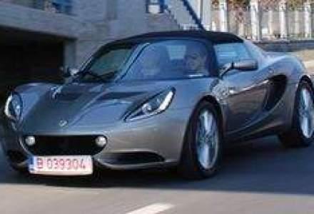 Test Drive Wall-Street: 5 minute cu Lotus Elise