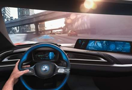 BMW Group, Intel si Mobileye vor sa aduca masini complet autonome pe strazi pana in 2021
