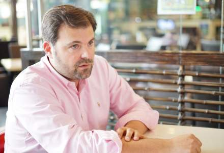 Vianney du Parc, seful Edenred Romania, a fost promovat la nivel regional si va conduce sapte tari