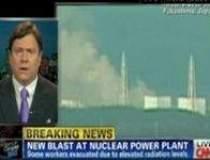 O noua explozie la centrala...