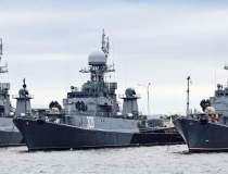 O fregata romaneasca va intra...