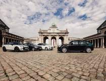 Modele BMW si MINI, in car...