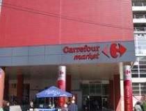 Carrefour ajunge la o retea...