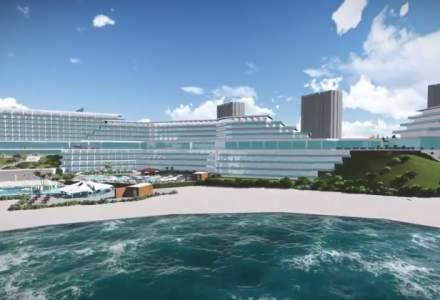 VIDEO: Cum va arata complexul hotelier Amfiteatru-Belvedere-Panoramic din Olimp. Jack Nicholson, printre potentialii cumparatori