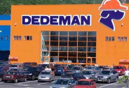 Dedeman deschide la finalul lunii iulie al 43-lea magazin al retelei in Satu Mare, in urma unei investitii de 11 mil. euro