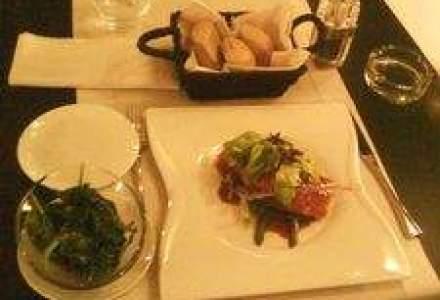 Un restaurant pe saptamana: La haute cuisine contraataca!