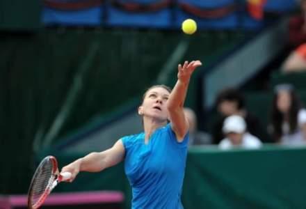 Simona Halep a invins-o pe Gavrilova si s-a calificat in optimile turneului de la Montreal