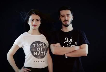 UaiUai sau cum a luat nastere brandul care readuce la viata pe tricouri limba moldoveneasca