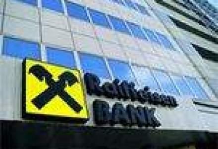 Subsidiara locala a Raiffeisen Bank vrea sa emita obligatiuni de 1,5 mld. euro