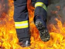 Incendiu puternic la o...