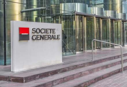 Societe Generale inregistreaza profit in crestere cu 8% in T2, sustinut de vanzarea actiunilor la Visa Europe