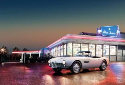 BMW 507, modelul care a apartinut lui Elvis Presley, a fost restaurat