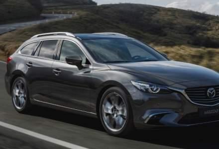 Mazda6 2017 este gata de lansare pe piata auto europeana. Vine cu dotari premium