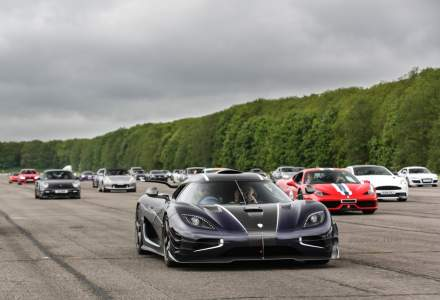 Top 10: cele mai rapide masini de strada din lume in 2016