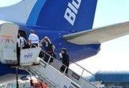 Blue Air lanseaza orarul de iarna 2011-2012