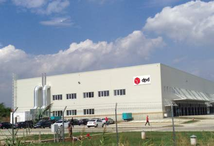 DPD Romania a investit 1,5 MIL. euro intr-un depozit de 4.800 mp langa Bucuresti