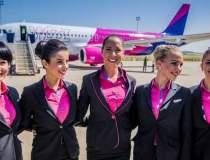 Wizz Air angajeaza stewardese...