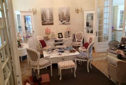 Retro Boutique: o afacere cu mobila exotica, cu iz vintage