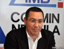 Victor Ponta nu vrea sa...