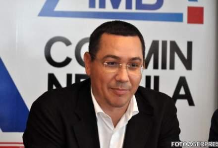Victor Ponta a cerut instantei revocarea ordinului de ministru prin care i s-a retras titlul de doctor